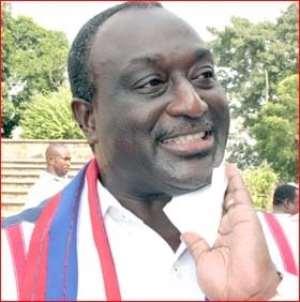 Mr Alan Kyeremanten NPP