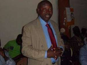 Mr  Bede Ziedeng New