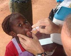 Polio service