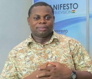 Voter's Register: Franklin Cudjoe Doing The Bidding Of His Paymasters — PPP