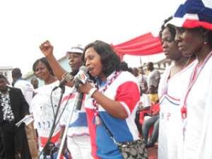 Dome MP Aspirant slams raid of local market