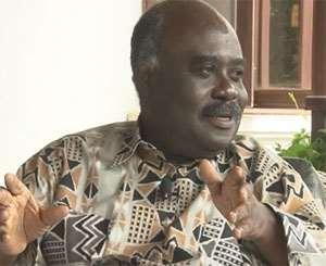 Dr Charles Wereko-Brobbey