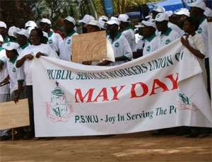 Akufo-addo's May Day Message