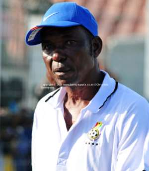Coach E A Sarpong of Liberty Professionals ©Christian Thompson/BackpagePix