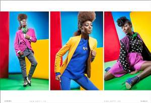 For International Youth Day! Tanzania's Meck Khalfan and Nigeria's Seyi Shay shine on cover of Y! Africa (LOOK)