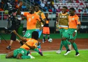DR Congo 1-3 Ivory Coast: Ivory Coast seal final spot with 3-1 win
