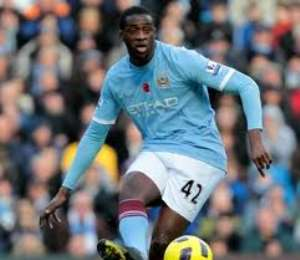 EPL : 11 wins targeted by Yaya Toure