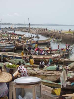 Ghana Steps Up Efforts To Combat Illegal Fishing