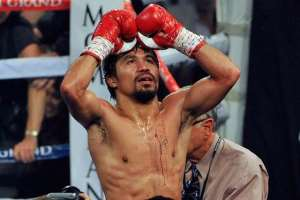 Manny's secret weapon is Isaiah 41:10; wants Mayweather to meet Jesus