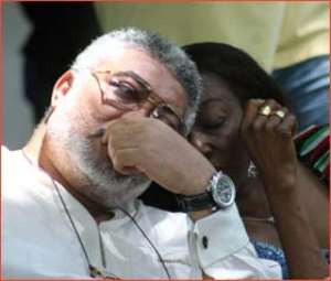 Open Letter To Rawlings — NDC Diaspora Fumes