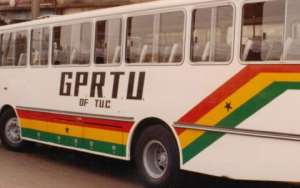 GPRTU Drivers Stage Demo Against Volta Chairman