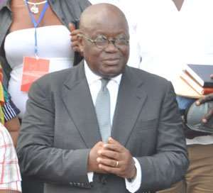 Akufo-Addo Isn't Scaring Even A Fly Here