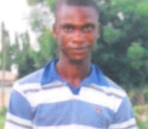 DEAD! Peter Akom