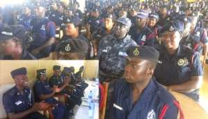 Decadent Culture of Ghana Police Must Be Radically Reversed