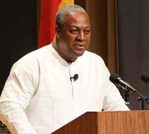 If Mahama lived up to the expectations, why was he voted out of office?
