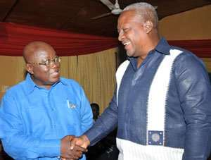 Akufo-Addo, Mahama Commended For Maritime Dispute Win