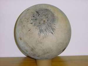 A man-made meteorite: Russian Salyut 7-Cosmos 1686 (Kosmos 1686)