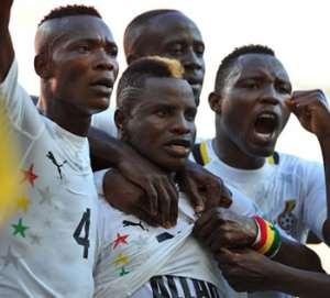 Ghana In Semi-Final