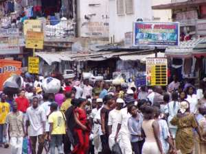Danger Looms As Ghanaians Continue To Breach Social Distancing