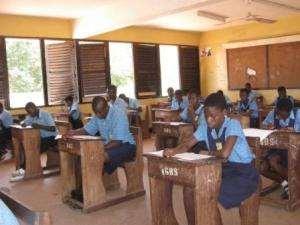 NRYN Prepares BECE Candidates for Examination Amid COVID-19