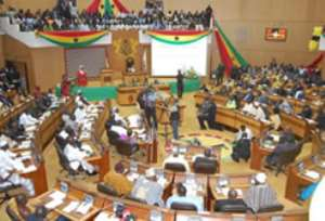 Should construction of a new Parliament be Ghana's priority when her legislature still rely on allowances for rent?