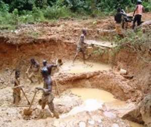 Sadly, The 2017 Budget Statement Didn't Mention Galamsey Even Once!