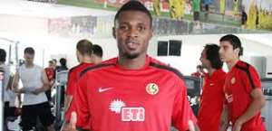 Crocked Jerry Akaminko excited with rehabilitation; yearns to join Eskisehirspor's pre-season
