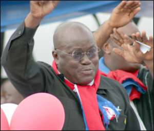 Nana Akufo-Addo will Lead NPP to the Slaughterhouse in 2016!