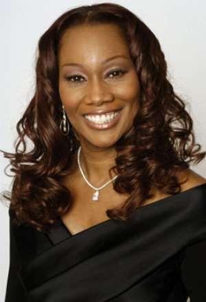 YOLANDA ADAMS PERFORMS IN GHANA JANURAY 7