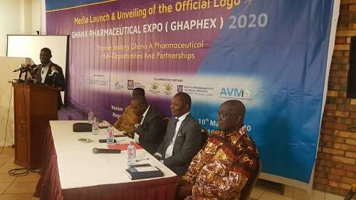 Image result for Ghana Pharmaceutical Expo 2020 launched