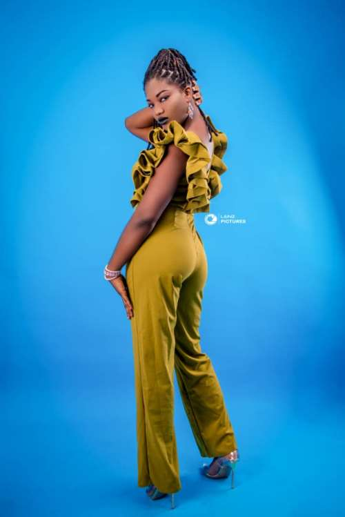 Afro-pop Singer Iona Enters Music Scene With Her Single