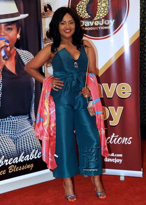 Photos: Gospel Singer Joyce Blessing Launches Her Latest