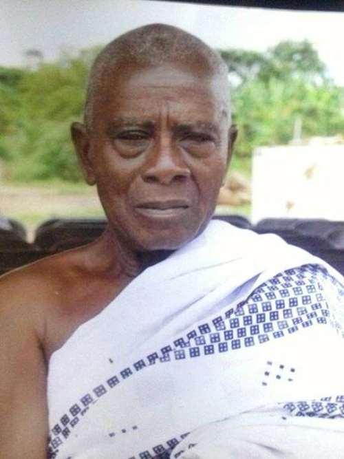 Kwadwo Nkansah Liwin Buries Late Father On December 7