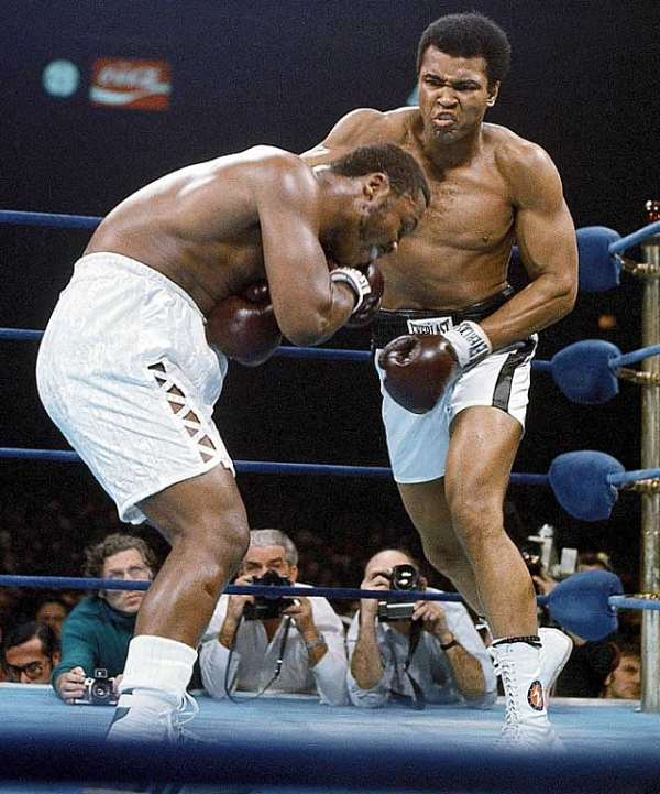 The Ring King Mohammed Ali