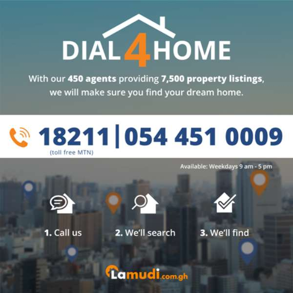Ghana's First Toll-Free Real Estate Hotline Launched