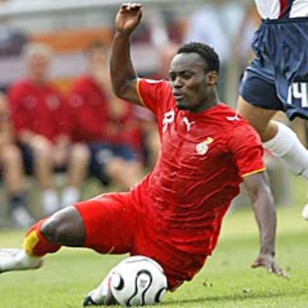 Essien feels aggrieved at his suspension