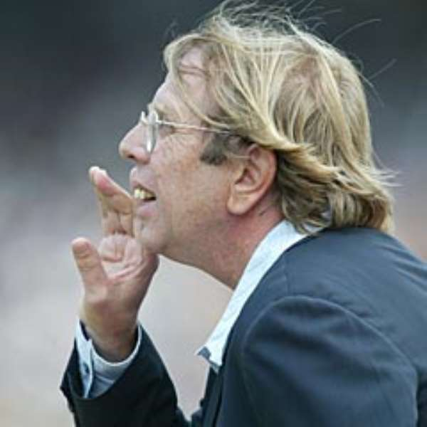 Claude Le Roy is to be the new coach for Ghana's senior national team