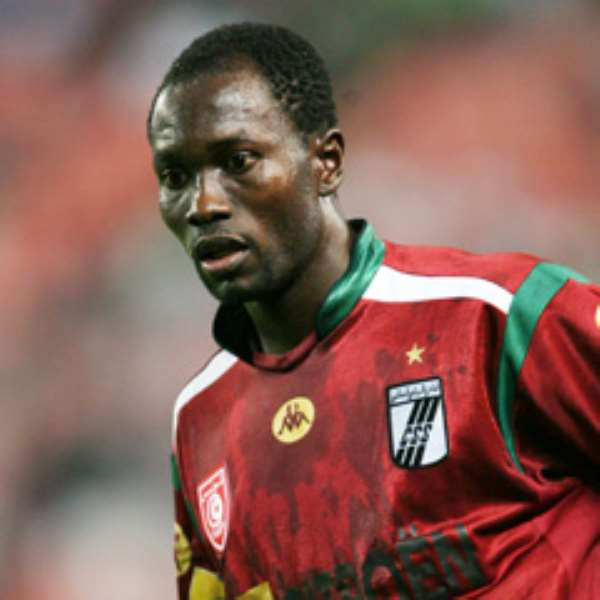 Frimpong looks set to leave Sfaxien