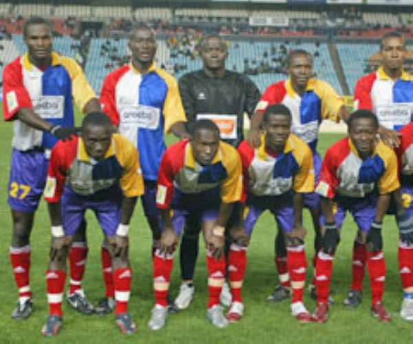 Hearts have decided to refrain from competing in the MTN CAF Champions League