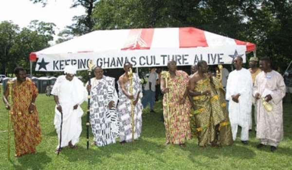 GhanaFest2004 -  Great Display of Ghanaian Culture
