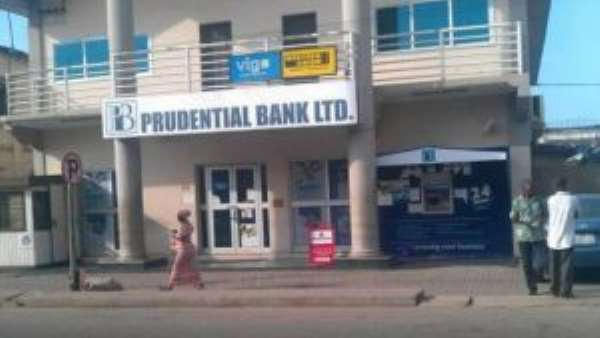 Prudential Bank Says It Is Not Facing Liquidity Challenges