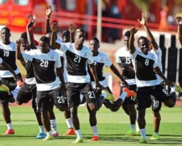 Black Stars Coach To Use Kotoko Friendly Give Opportunities To Fringe Players