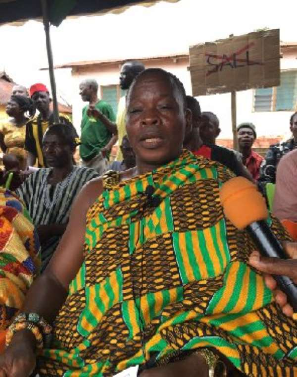 Leave Our Land Out Of Proposed Oti Region - Akpafu Traditional Area Threatens