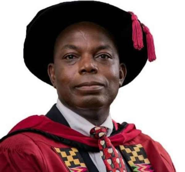 Prof Hoenyenuga To Be Inducted As Vice-Chancellor For Ho Technical University