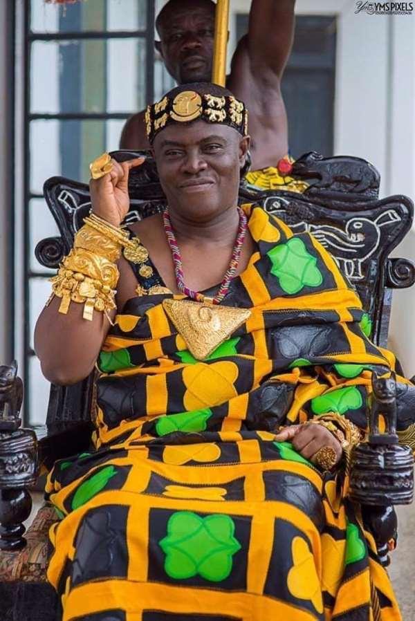 Dormaa Chiefs unveil Osagyefo Oseadeeyo Agyemang-Badu's 20th anniversary