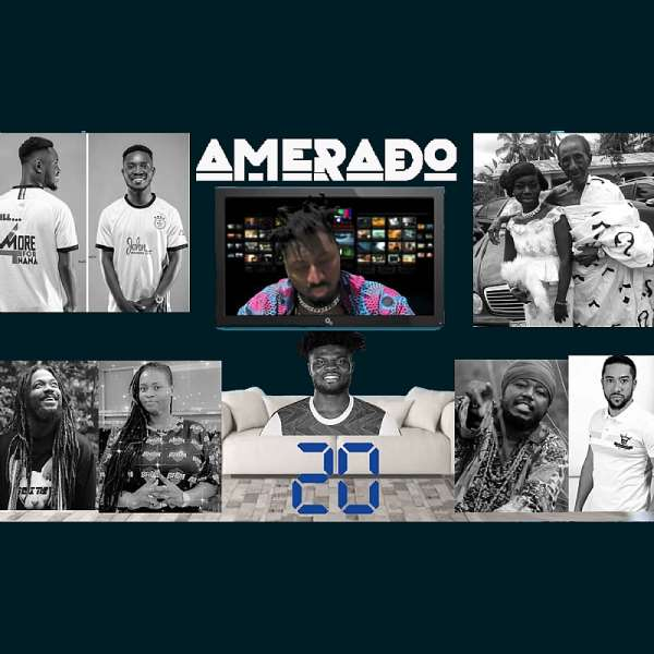 Watch: Amerado - Yeete Nsem Episode 20
