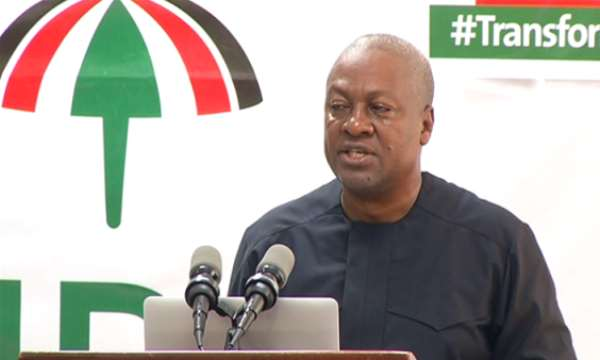 Mahama's Cash-and-Carry Hospitals Are Not Visionary