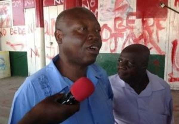 NDC Collated 2016 Results Manually, E-System Crashed   – Bede Ziedeng