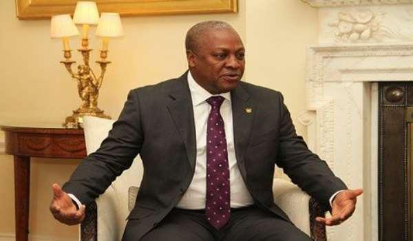 [Audio] NPP Training Goons To Hijack, Destablise 2020 Polls — Mahama Alleges