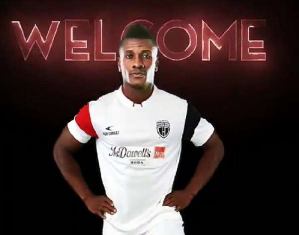 Asamoah Gyan Reveals Why He Joined NorthEast FC United In India